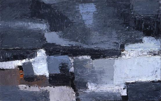 Paysage, La Nuit, 2003